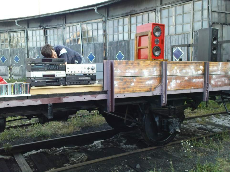 detail výbavy vozu (foto Martin Šritr)